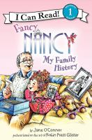 Fancy Nancy: My Family History (I Can Read Book 1) (Electronic Format)