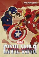 Phase Three: Marvel's Captain America: Civil War