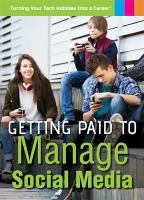 Getting Paid to Manage Social Media (Turning Your Tech Hobbies Into a Career)
