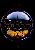 Greed - Jelinek