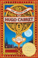 The Invention of Hugo Cabret cover